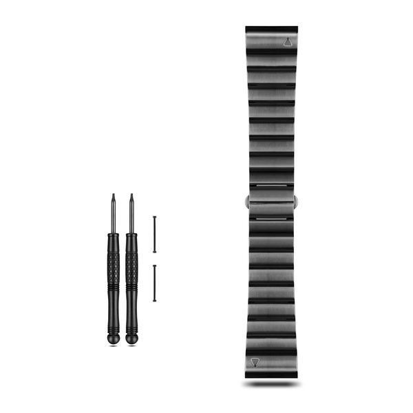 Garmin - kovový řemínek pro fenix3