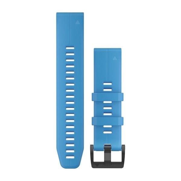 Garmin řemínek pro fenix5 Plus - QuickFit 22, modrý