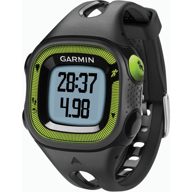 Garmin Forerunner 15 Black/Green (vel. S)
