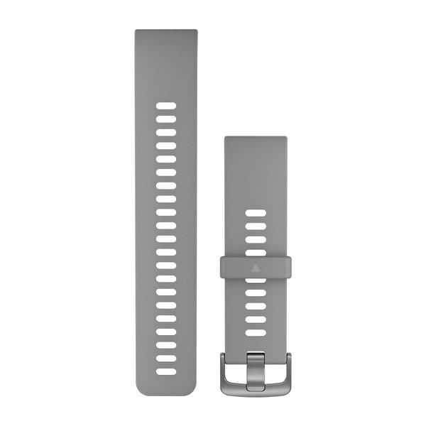 Řemínek pro Approach S10, světle šedý