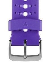Garmin keeper - fialové poutko k řemínku pro Forerunner 230