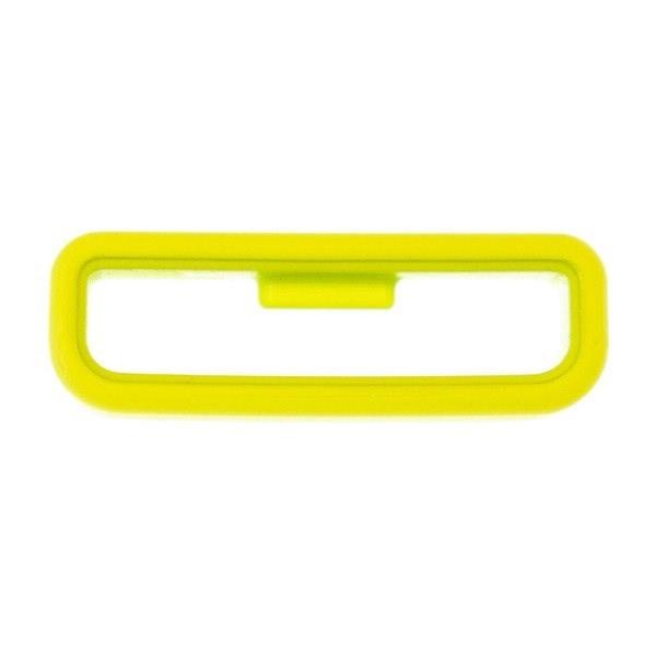 Garmin keeper - zelené poutko k řemínku pro Forerunner 35