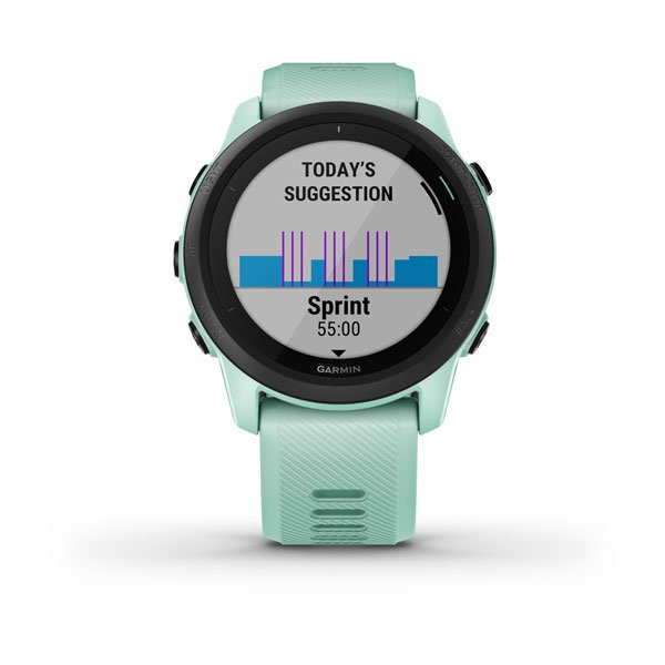 Garmin Forerunner 745 Music Neo Tropic sprint