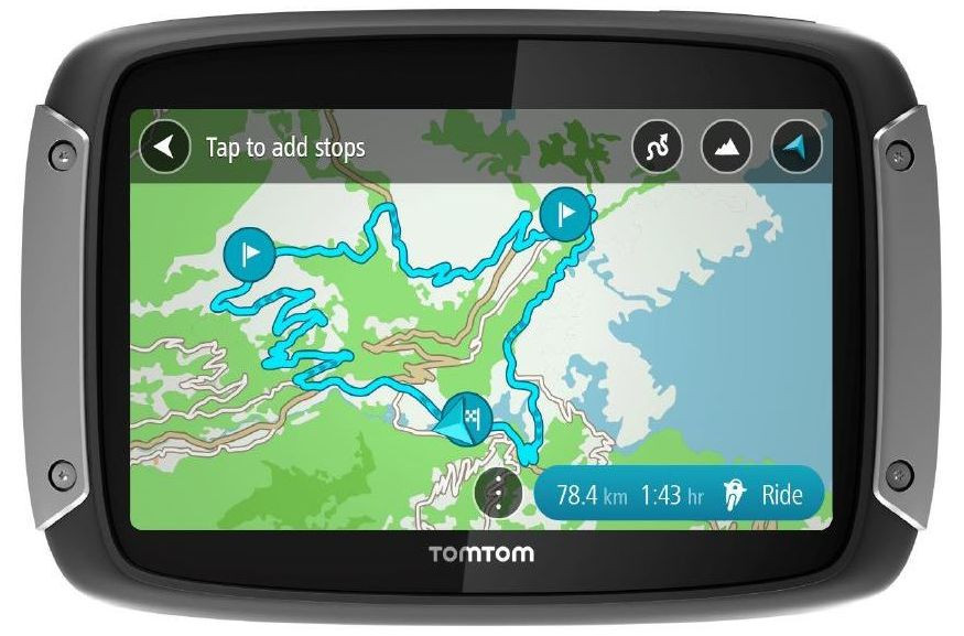 Tomtom Rider 410 World Lifetime