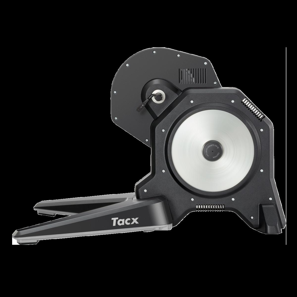 Tacx FLUX S - chytrý setrvačníkový cyklotrenažér