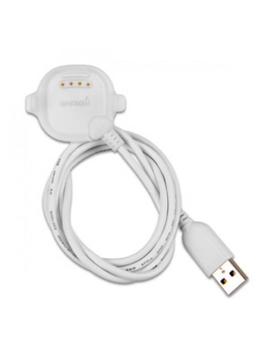 Garmin - datový a napájecí USB kabel pro Forerunner 10/15 (vel. S)