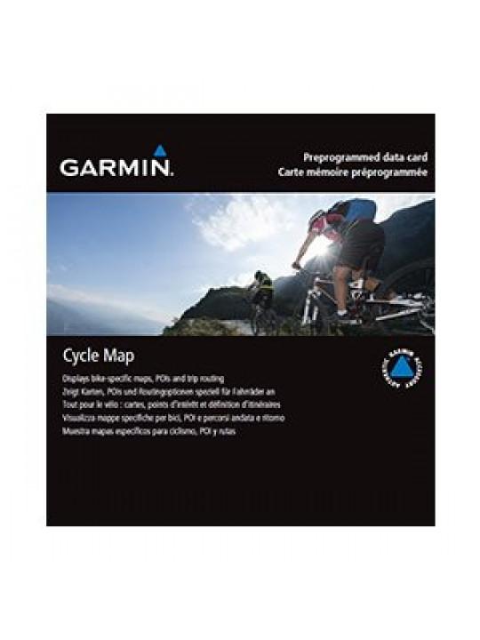 Garmin Cyklo Mapa, Evropa, microSD™ kata