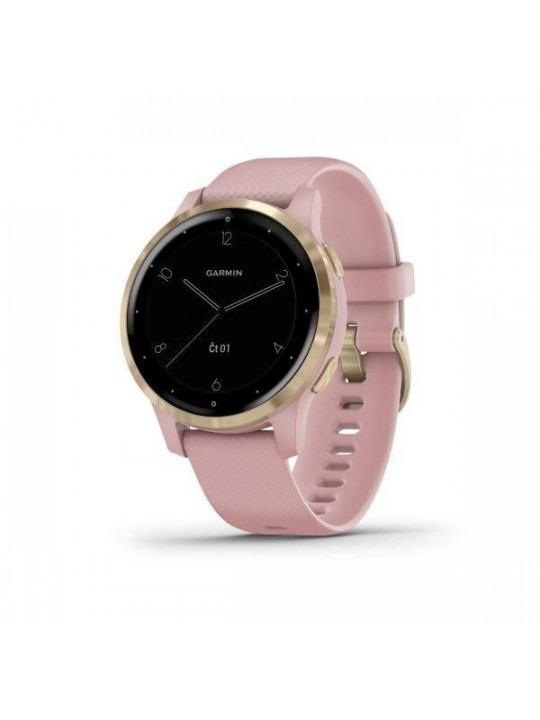 Garmin vívoactive4S PAY LightGold/Pink Band