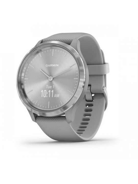 Garmin vivomove3 Sport, Silver/Gray Band
