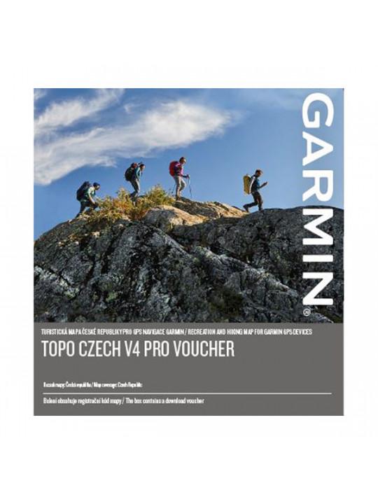 Garmin Topo Czech v4 PRO (2019)