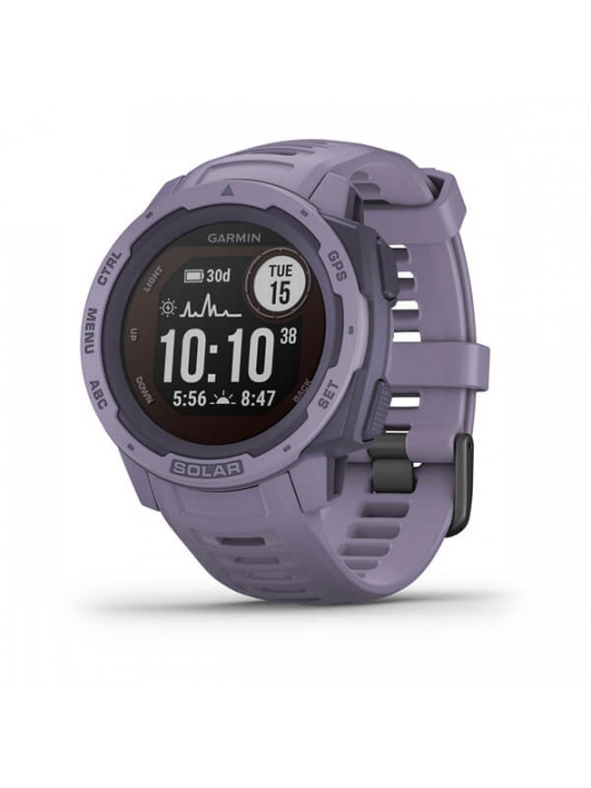 Garmin Instinct Solar Orchid Optic