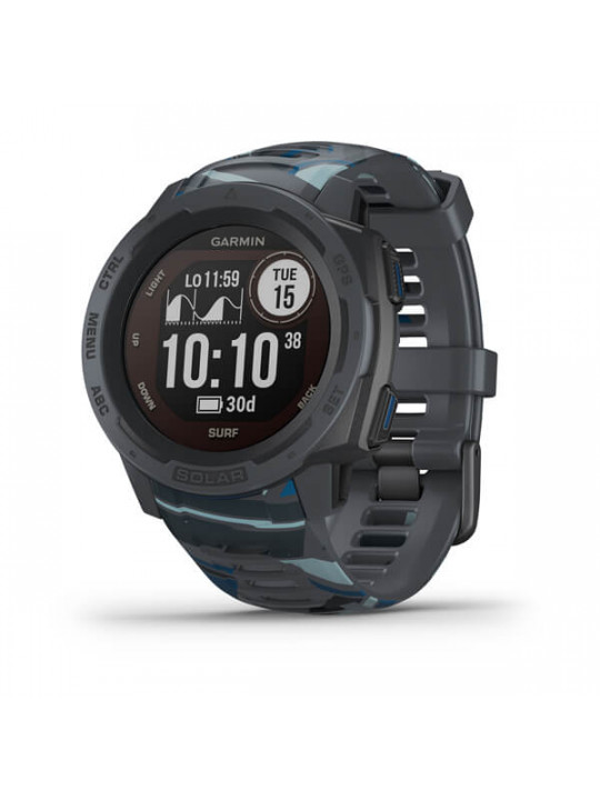 Garmin Instinct Solar Surf Gray Optic