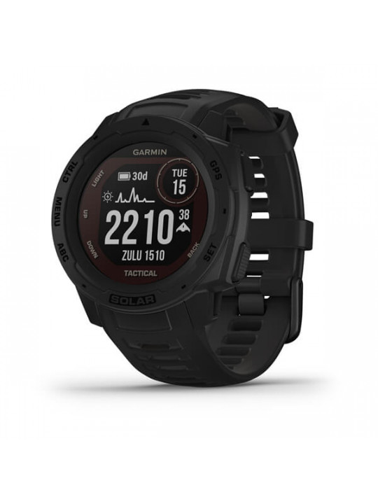 Garmin Instinct Solar Tactical Black Optic