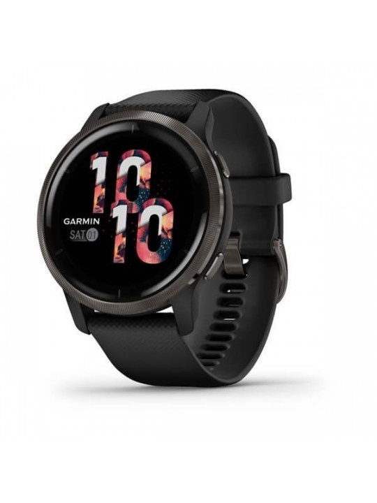 Garmin Venu2 Slate/Black Band