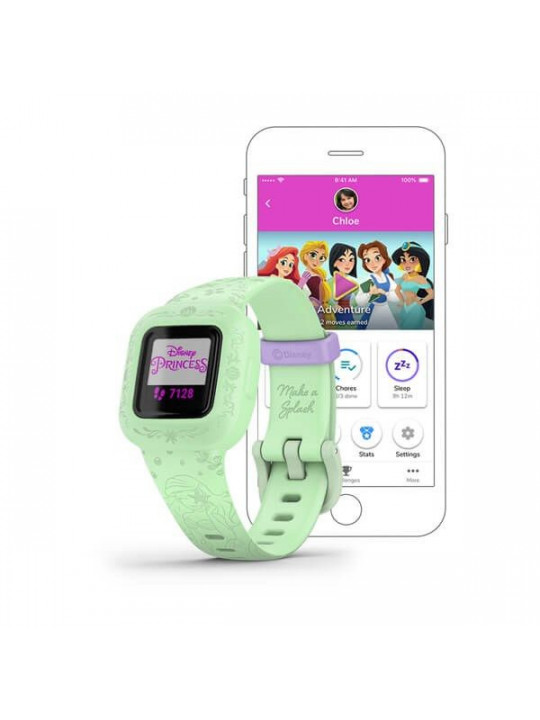 Garmin vívofit junior3 Princess Ariel