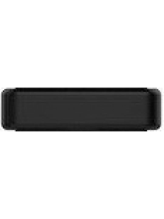 Garmin keeper - černé silikonové poutko k řemínku pro fenix5S