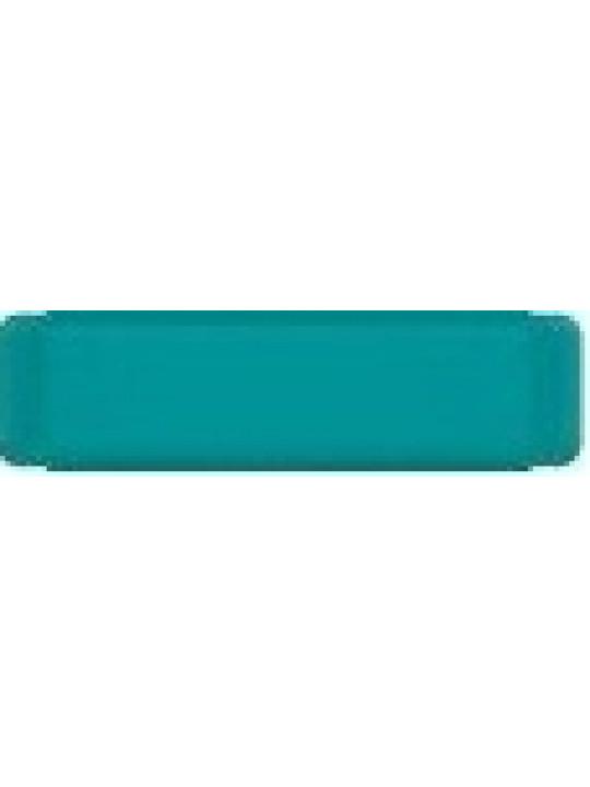 Garmin keeper - modré silikonové poutko k řemínku pro fenix5S