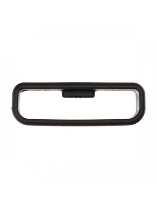 Garmin keeper - černé poutko k řemínku pro Forerunner 35