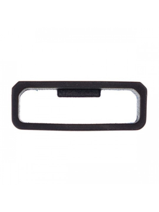 Garmin keeper - černé silik. poutko k řemínku pro fenix3 Optic